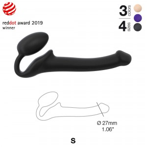 Bendable Strap-on - Taille S