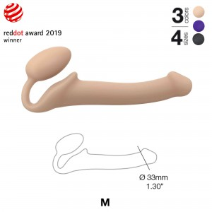 Bendable Strap-on - Taille M