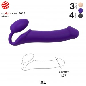 Bendable Strap-on - Taille XL