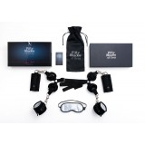Kit de sangles pour lit - Hards limits - Fifty shades of Grey