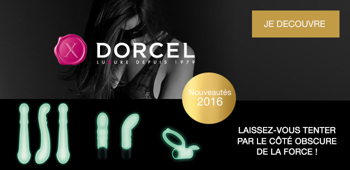 Dorcel, collection Phosphorescente