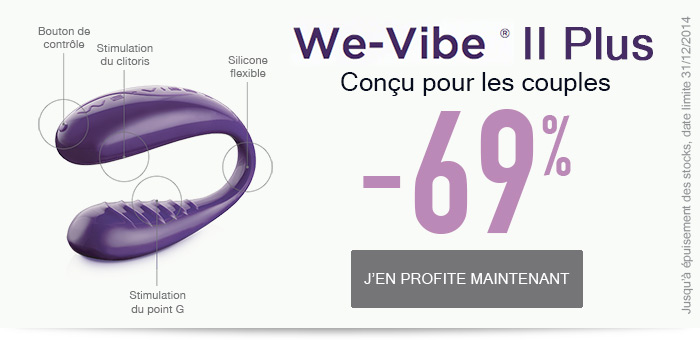 We-Vibe II Plus